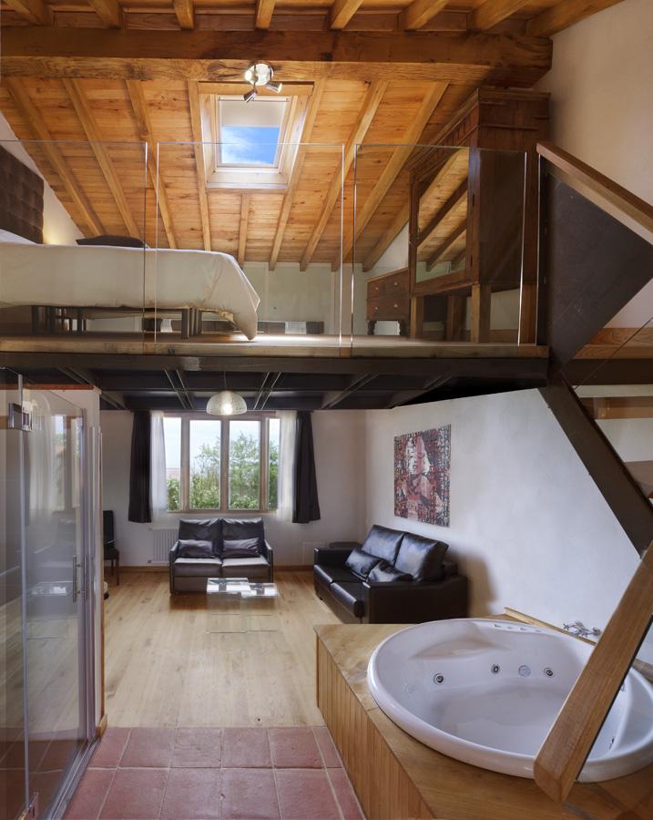 Hoteles rom nticos en cantabria la posada de somo casa rural en somo - Casa rural somo ...