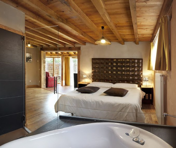 Escapada un dia santander la posada de somo casa rural en somo - Casas rurales con spa en cantabria ...