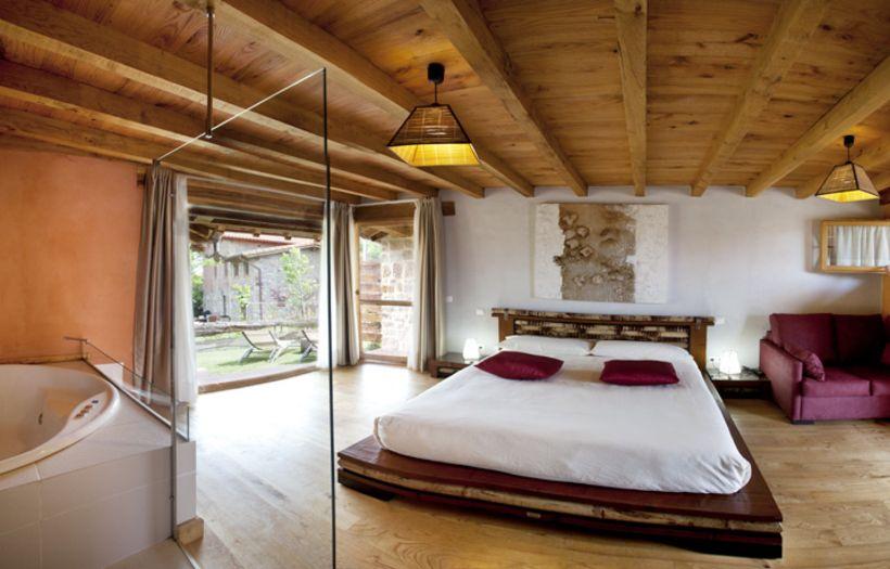 Hoteles con jacuzzi cantabria la posada de somo casa for Hoteles rurales de lujo