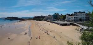 Primera Playa del Sardinero 2