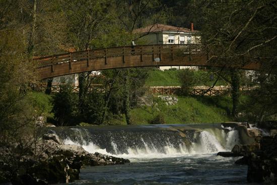 Puente viesgo en cantabria la posada de somo casa rural en somo - Casa rural puente viesgo ...