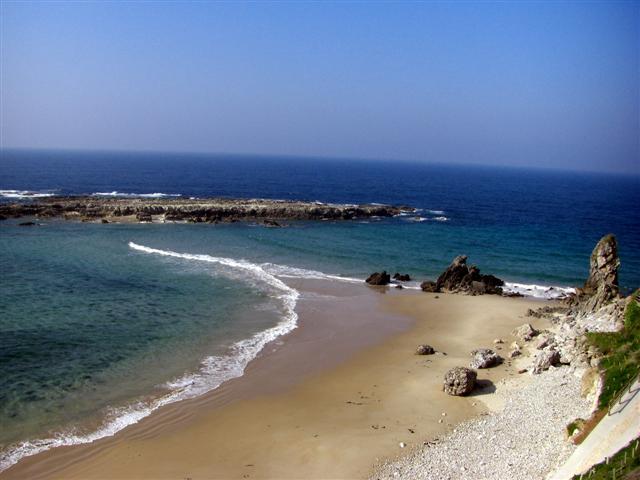 Playas costa occidental cantabria la posada de somo casa rural en somo - Apartamentos en cantabria playa ...