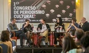 CONGRESO DE PERIODISMO CULTURAL © ANDRES FERNANDEZ